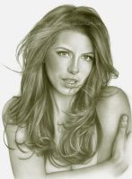 Kate Beckinsale by wkfoong