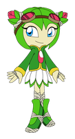 Sonic Boom Cosmo by ProjectSNT