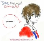 LatinHetalia - Jose Manuel Chile by NaruuTama