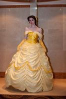 Beauty and the Beast - Belle Cosplay by Athora-x