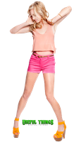 002 - Candice Accola PNG by r-adiant