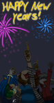 Happy New Years ::welcome 2015:: by payero01