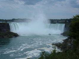 Horseshoe Falls by MagnificentObsession