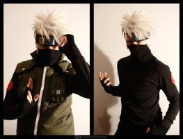 NEW KAKASHI WIG by Leox90