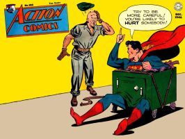 Action Comics 103 by Superman8193