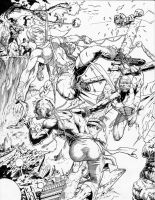 Tomb Raider: Survival Mode by Lun-K