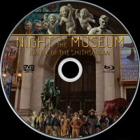 Night at the Museum 2 Disc Lab by RoadWarrior00