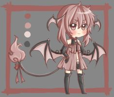 Adoptable Devil~! [CLOSED] by OtakuPup