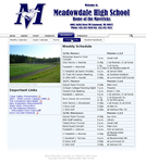 Meadowdale High School Site by ThatDanKid