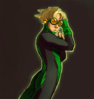 more thad thawne by thanoodles