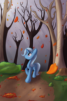 Autumn Walk by D-SixZey