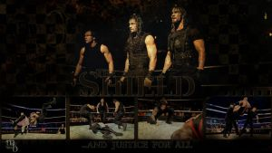 The Shield ...And Justice For All by Sexton666