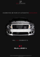 Saleen Print Ad by FD-Collateral