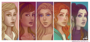 Liars by julsillustrated
