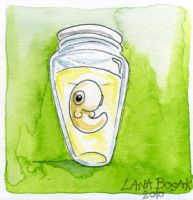 Fetus in a Jar by lanabosak