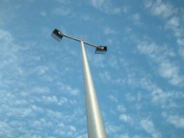 Stock - Light Post 1 by pandrogas