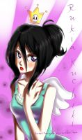 Enjeru Rukia by forest7angels