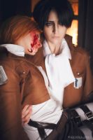 Shingeki no Kyojin: The Tragedy by GeshaPetrovich