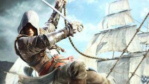 Edward Kenway HD Wallpaper by OrochimaruXDD