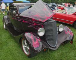 (1933) Ford Coupe [Custom] by auroraTerra