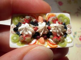 Miniature Fruit Salad - size by vesssper