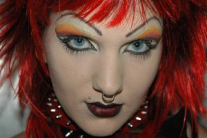 Punk transformation II by rougevernis