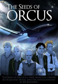 The Seeds of Ocus Cover by EdSludden