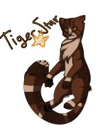 Tigerstar by Endytar
