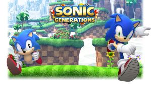 Sonic Generations Wall Paper by Link-Hayashi