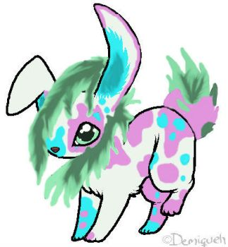 OVIPETS BUNNY by snowstar222