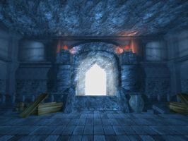 3D Dungeon by inochisidarta