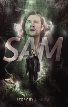 Book Cover 039 - Sam by sohappilyart
