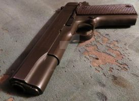 1944 Dated Colt 1911 by Wolfie303