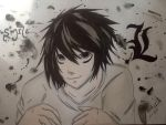 ~ L Lawliet ~ by ShadyTH