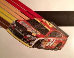 Jeff Gordon 2014 Dover Win Car (Fall) by JonOwens
