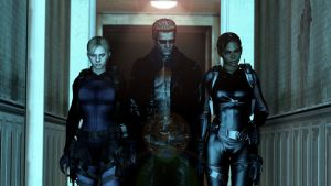 Weskers Angels by DeusExNihilo