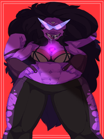sugilite! by kyoukorpse