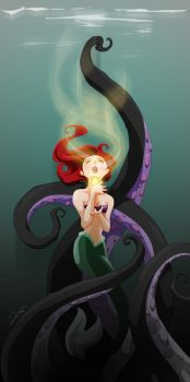 Ariel's song by WeaponXIX
