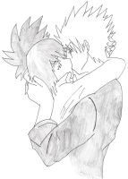 KakaAnko - I love you by ShinigamiAnkia