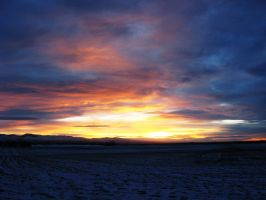 pic-a-day 080104 a -- sunrise by pricecw-stock