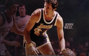 Jerry West Lakers Wallpaper by lisong24kobe