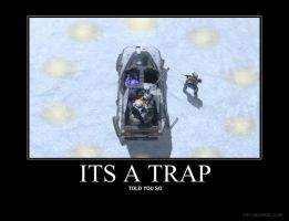 its a trap 2 by Crosknight