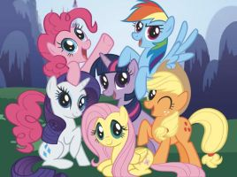 A my little pony I created by slycooperrules123