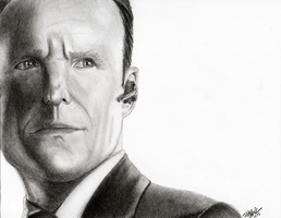 Avengers: Agent Phil Coulson by wondering-souls