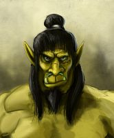 Orc Big by Vadich