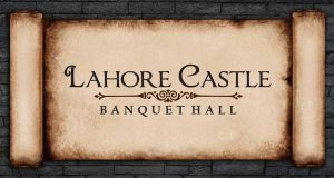 Lahore Castle Logo by aa3