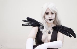 Jack skellington female by HikkiKatastrophic