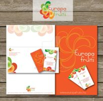 Europafruits design by vvica