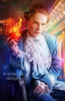 Age of Aristocracy: Flaming Gaze by Everpage