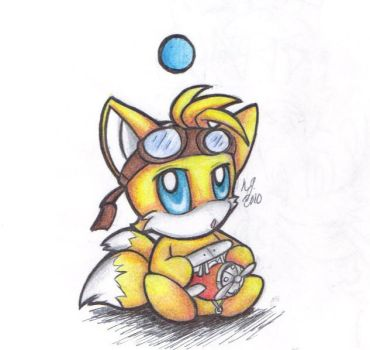 Tails Chao by 3blurs